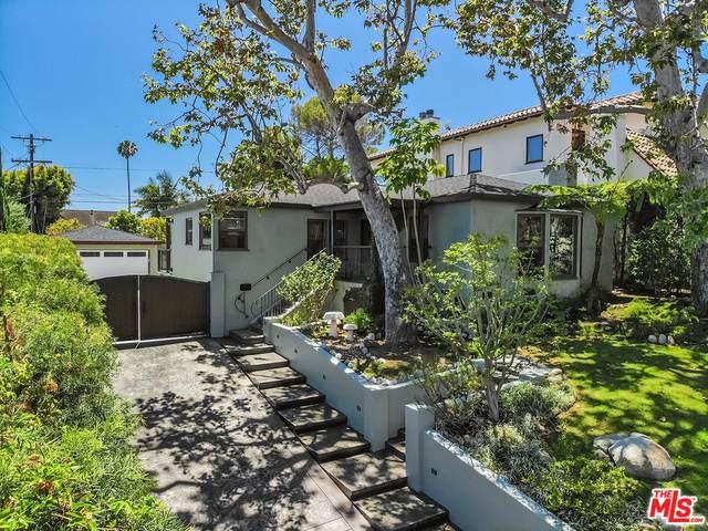 9820 Kincardine Ave, Los Angeles, CA 90034 (#20-608710) :: Randy Plaice and Associates
