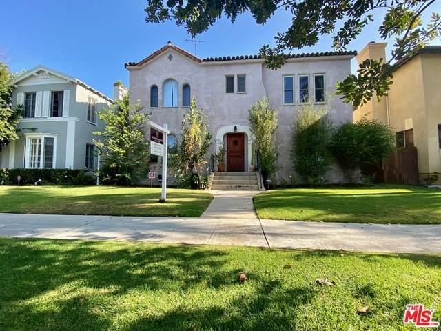 6119-1/2 Alcott St, Los Angeles, CA 90035 (#20-611642) :: Randy Plaice and Associates