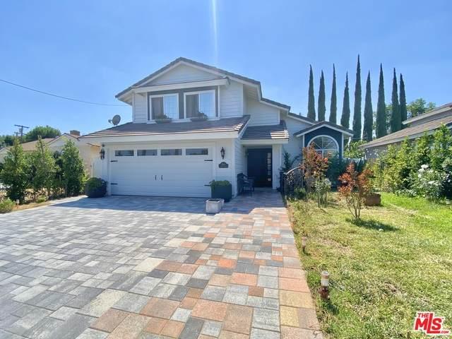 7043 Corbin Ave, Winnetka, CA 91306 (#20-614060) :: Randy Plaice and Associates