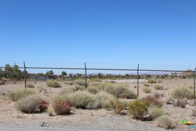 56726 Skyline Ranch Rd, Yucca Valley, CA 92284 (MLS #20-614742) :: Hacienda Agency Inc