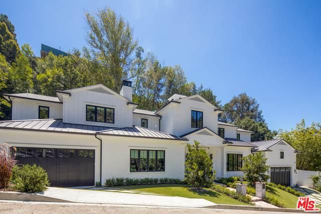 10960 Verano Rd, Los Angeles, CA 90077 (#20-617516) :: Randy Plaice and Associates