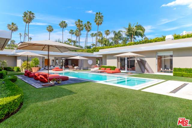 450 Doheny Rd, Beverly Hills, CA 90210 (#20-617646) :: Randy Plaice and Associates