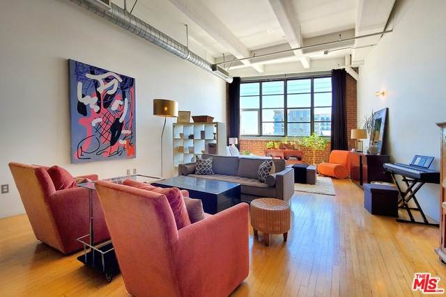 1850 Industrial St #206, Los Angeles, CA 90021 (#20-617686) :: Randy Plaice and Associates