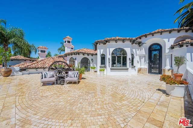 1090 Vista Ridge Ln, Westlake Village, CA 91362 (#20-618750) :: Compass