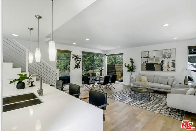 2531 N Via Artis Ave, Los Angeles, CA 90039 (#20-620210) :: Compass