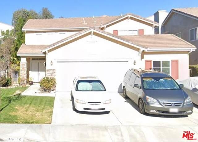 26085 Salinger Ln, Stevenson Ranch, CA 91381 (#20-620976) :: Randy Plaice and Associates