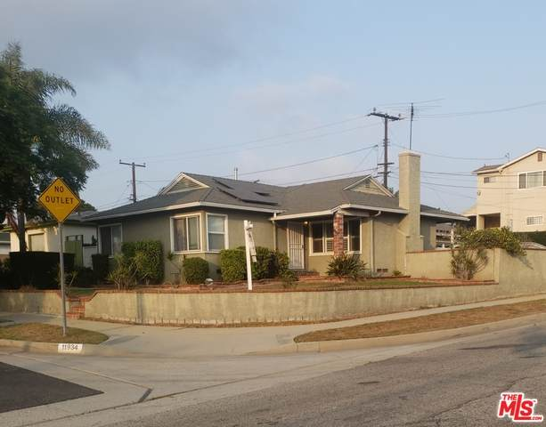 11934 Daleside Ave, Hawthorne, CA 90250 (#20-623248) :: TruLine Realty