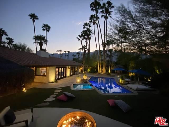 2390 E Santa Ynez Way, Palm Springs, CA 92264 (#20-628844) :: The Parsons Team