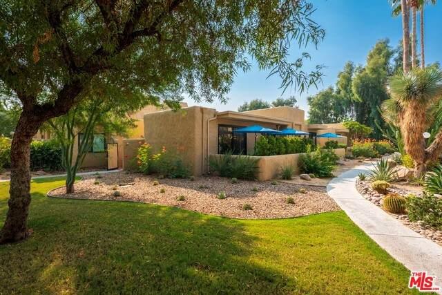 2351 S Birdie Way D, Palm Springs, CA 92264 (#20-630950) :: Randy Plaice and Associates