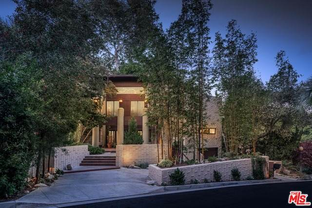 817 Las Palmas Rd, Pasadena, CA 91105 (#20-632234) :: HomeBased Realty