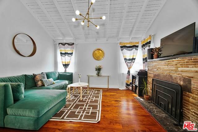 601 E 67Th St, Inglewood, CA 90302 (#20-632806) :: HomeBased Realty