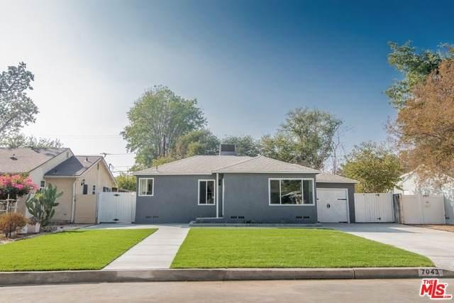 7043 Jamieson Ave, Reseda, CA 91335 (#20-632948) :: Berkshire Hathaway HomeServices California Properties