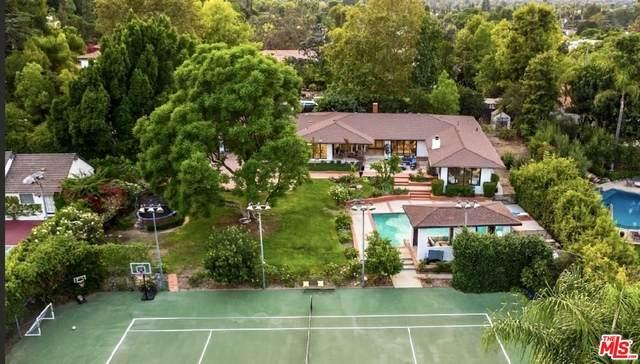 4678 White Oak Ave, Encino, CA 91316 (#20-634458) :: TruLine Realty
