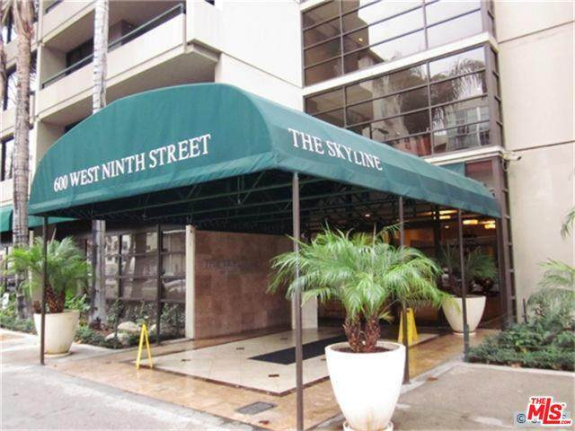 600 W 9Th St #1113, Los Angeles, CA 90015 (#20-637184) :: TruLine Realty