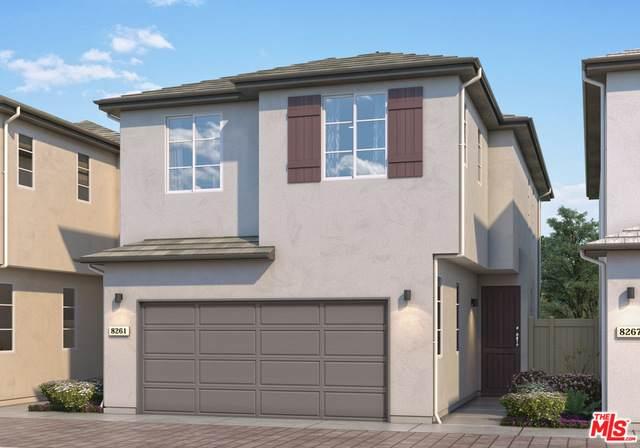 17210 N Roscoe Blvd Lot 2, Northridge, CA 91325 (#20-637478) :: Randy Plaice and Associates