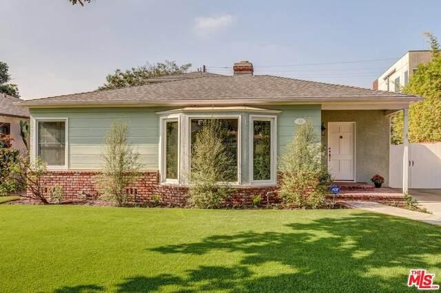 5137 Fairbanks Way, Culver City, CA 90230 (#20-637962) :: TruLine Realty