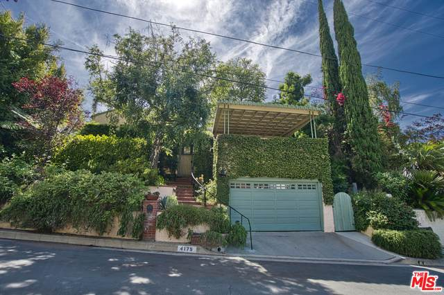 4175 Crisp Canyon Rd, Sherman Oaks, CA 91403 (#20-638780) :: Compass
