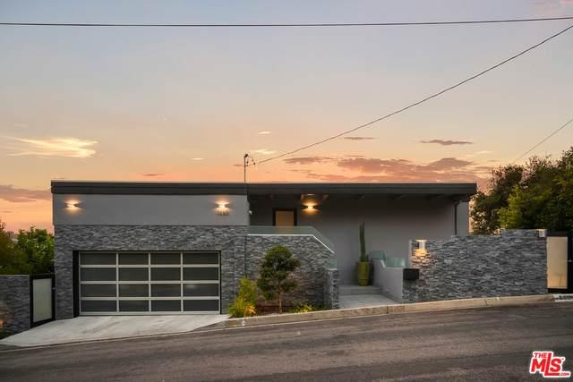 3288 Wrightwood Dr, Studio City, CA 91604 (#20-645884) :: Berkshire Hathaway HomeServices California Properties
