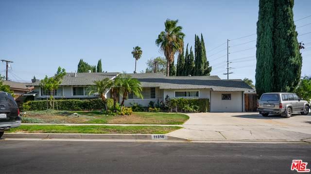 11516 Sophia Ave, Granada Hills, CA 91344 (#20-646252) :: Arzuman Brothers
