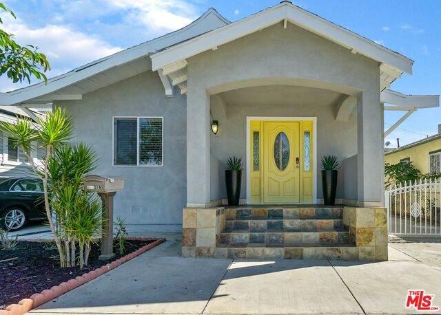 460 N Serrano Ave, Los Angeles, CA 90004 (#20-646442) :: Randy Plaice and Associates