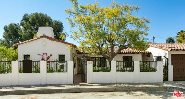 2243 Ben Lomond Dr, Los Angeles, CA 90027 (#20-646948) :: The Parsons Team