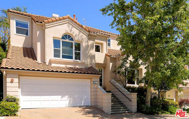 11813 Gwynne Ln, Los Angeles, CA 90077 (#20-650868) :: Randy Plaice and Associates