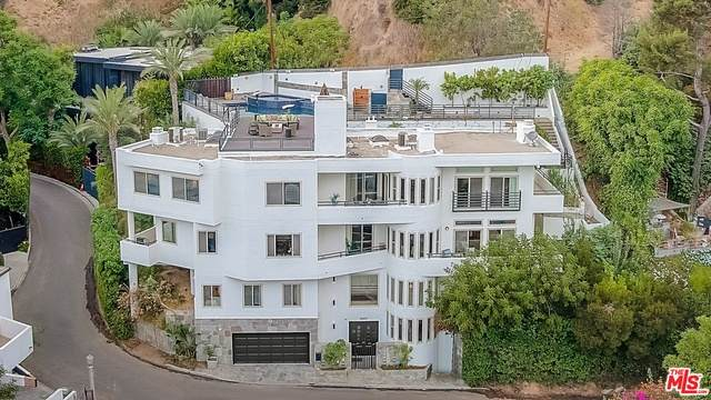 8507 Franklin Ave, Los Angeles, CA 90069 (#20-652004) :: The Grillo Group