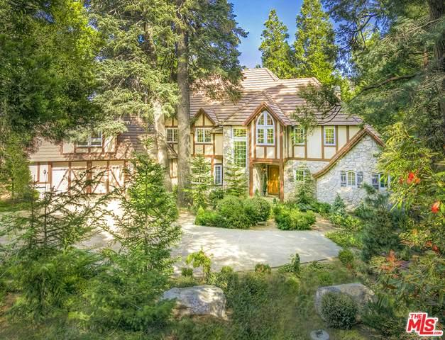 472 Cedar Ridge Dr, Lake Arrowhead, CA 92352 (#20-653492) :: The Pratt Group