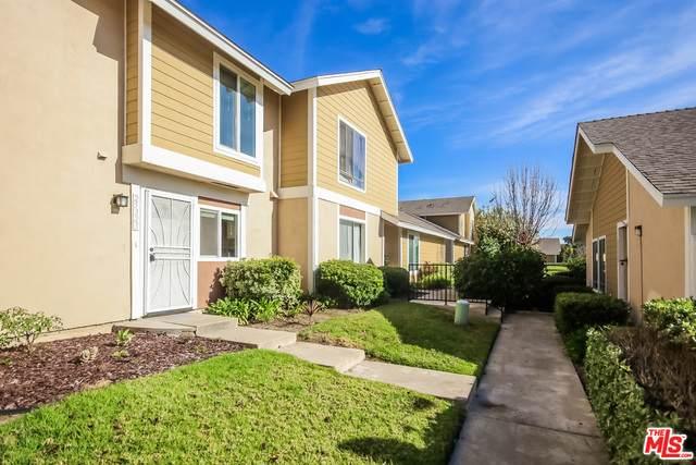 25323 Via Viejo #36, Lake Forest, CA 92630 (#20-654366) :: The Pratt Group