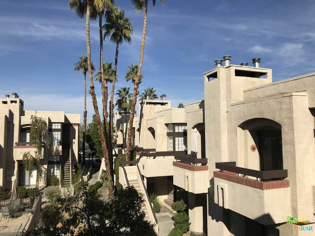 2601 S Broadmoor Dr #86, Palm Springs, CA 92264 (MLS #20-658696) :: The Sandi Phillips Team