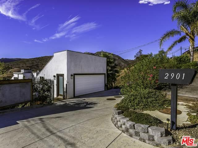 2901 Corral Canyon Rd, Malibu, CA 90265 (#20-659796) :: Berkshire Hathaway HomeServices California Properties