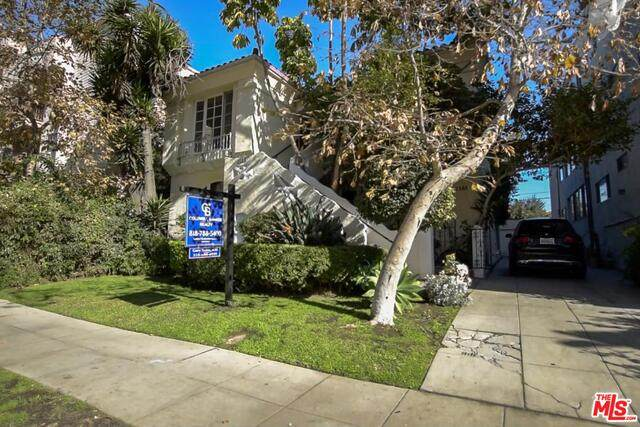 1144 S Wooster St, Los Angeles, CA 90035 (#20-665192) :: The Ellingson Group