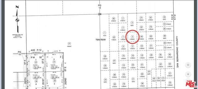 0 Vac/Vic Avenue P10/257 S, El Mirage, CA 93591 (#21-678318) :: The Grillo Group