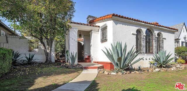 1773 Preuss Rd, Los Angeles, CA 90035 (#21-679720) :: TruLine Realty