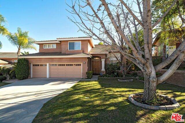 458 Tree Hollow Ct, Simi Valley, CA 93065 (#21-682424) :: The Pratt Group