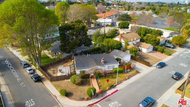 3409 Stoner Ave, Los Angeles, CA 90066 (#21-682654) :: The Parsons Team
