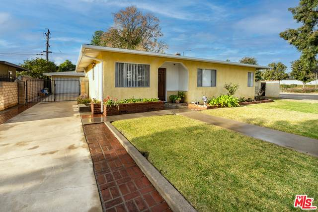 1334 W Margarita Dr, West Covina, CA 91790 (#21-686642) :: The Grillo Group