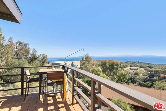 21625 Saddle Peak Rd, Topanga, CA 90290 (#21-687562) :: Berkshire Hathaway HomeServices California Properties