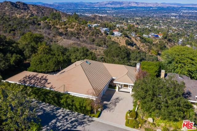 3111 Stone Oak Dr, Los Angeles, CA 90049 (MLS #21-687572) :: Zwemmer Realty Group