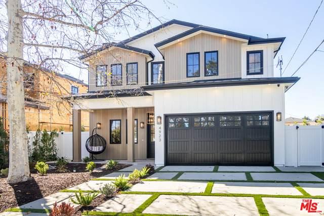 4923 Rhodes Ave, Valley Village, CA 91607 (#21-688036) :: Berkshire Hathaway HomeServices California Properties
