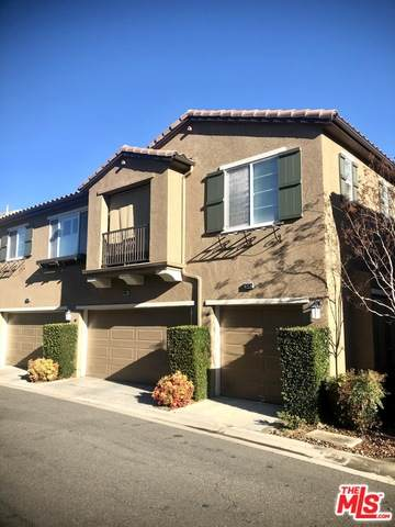 28384 Mirabelle Ln #468, Santa Clarita, CA 91350 (#21-689804) :: The Grillo Group
