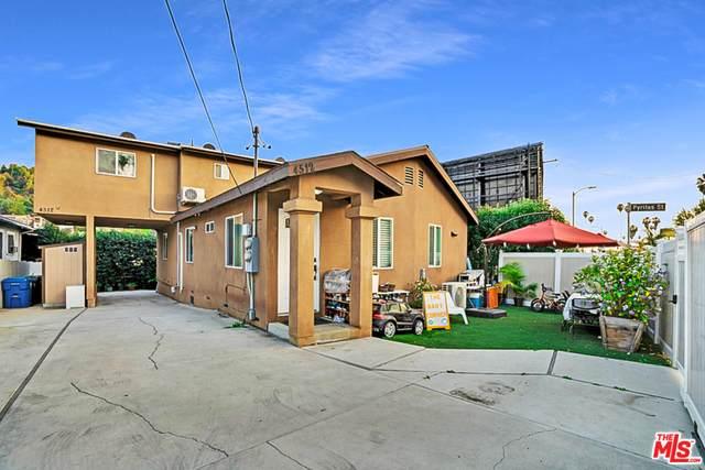 4512 N Huntington Drive North, Los Angeles, CA 90032 (#21-693004) :: TruLine Realty