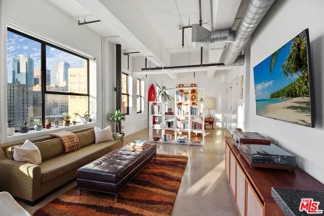 746 S Los Angeles St #910, Los Angeles, CA 90014 (#21-694530) :: Berkshire Hathaway HomeServices California Properties