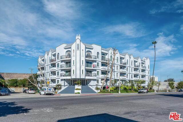 4401 S Sepulveda Blvd #204, Sherman Oaks, CA 91403 (#21-694622) :: Berkshire Hathaway HomeServices California Properties
