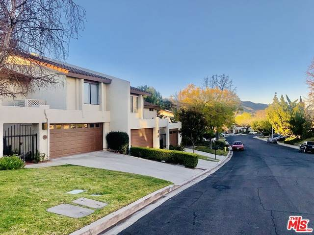 710 Woodlawn Dr, Thousand Oaks, CA 91360 (#21-696590) :: Berkshire Hathaway HomeServices California Properties