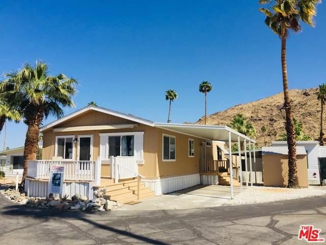 99 Santa Paula St, Palm Springs, CA 92264 (#21-697226) :: Montemayor & Associates