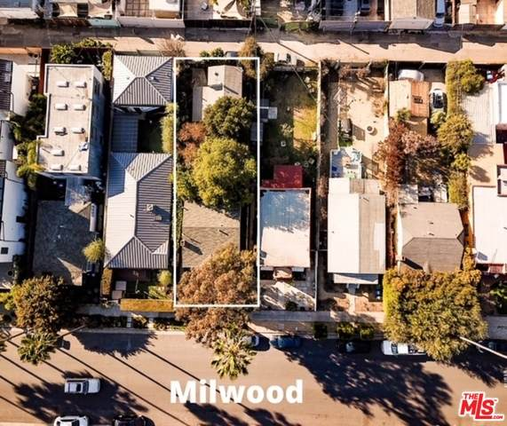 919 Milwood Ave, Venice, CA 90291 (MLS #21-697854) :: The Jelmberg Team