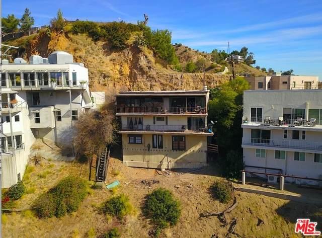 1879 N Sunset Plaza Dr, Los Angeles, CA 90069 (#21-698658) :: The Grillo Group