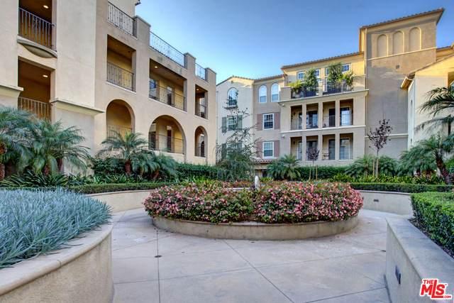 12975 Agustin Pl #103, Playa Vista, CA 90094 (#21-705080) :: Randy Plaice and Associates