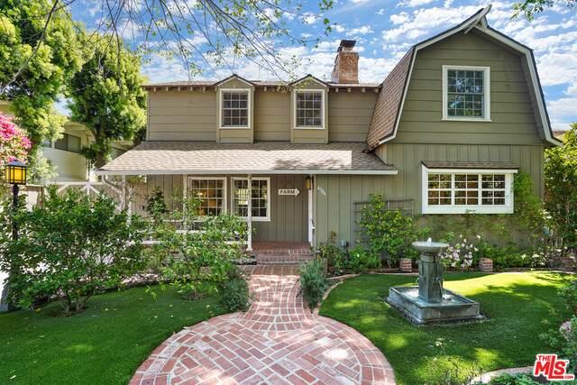 4184 Dixie Canyon Ave, Sherman Oaks, CA 91423 (#21-709764) :: TruLine Realty